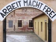 Czech Republic_Terezin_Arbeit Macht Frei Camp