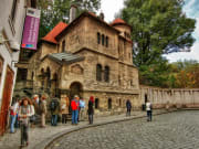 Czech Republic_Gray Line_Jewish Walking Tour