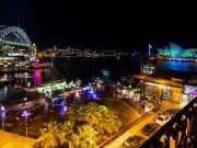 Vivid Sydney Tall Ship Dinner Cruise (2)