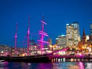 Vivid Sydney Tall Ship Dinner Cruise (3)