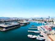 Barcelona, Olympic Harbor, La Barceloneta