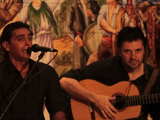 Flamenco Show with Drink at Tablao Villa Rosa  (1)