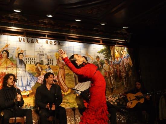 Flamenco Show with Drink at Tablao Villa Rosa  (5)