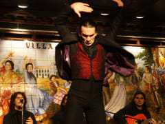 Flamenco Show with Drink at Tablao Villa Rosa  (7)