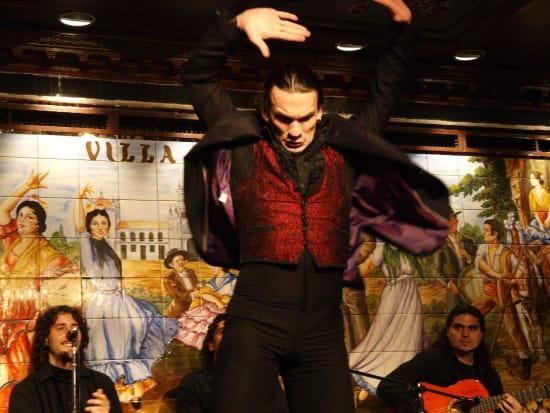 Flamenco Show with Drink at Tablao Villa Rosa  (7)