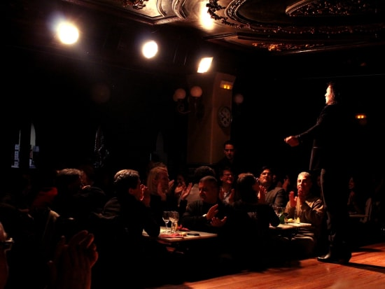 Flamenco Show with Drink at Tablao Villa Rosa  (8)