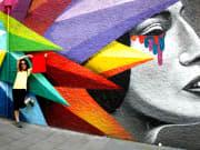 Market, street art, madrid, spain, tour, tasting