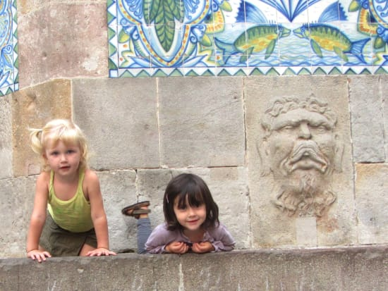 Barcelona from the Eyes of a Child - Gothic Quarters (3)