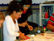 Gaudi Mosaics Workshop in Barcelona (5)