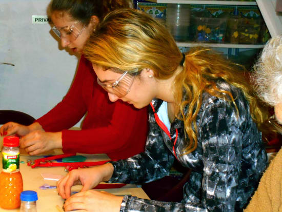 Gaudi Mosaics Workshop in Barcelona (6)