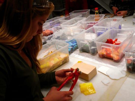 Gaudi Mosaics Workshop in Barcelona (2)