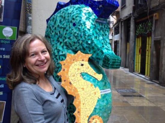 Gaudi Mosaics Workshop in Barcelona (9)