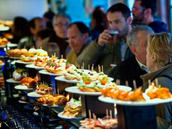 Rich Spanish Gastronomic Experience