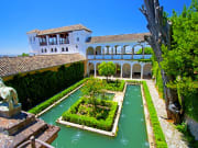 Generalife Gardens and Palace 2