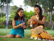 hawaiian-leis