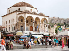 Markets, Ruins and Ancient Athens