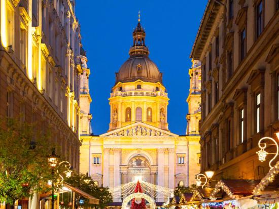 ブダペスト(クリスマス)