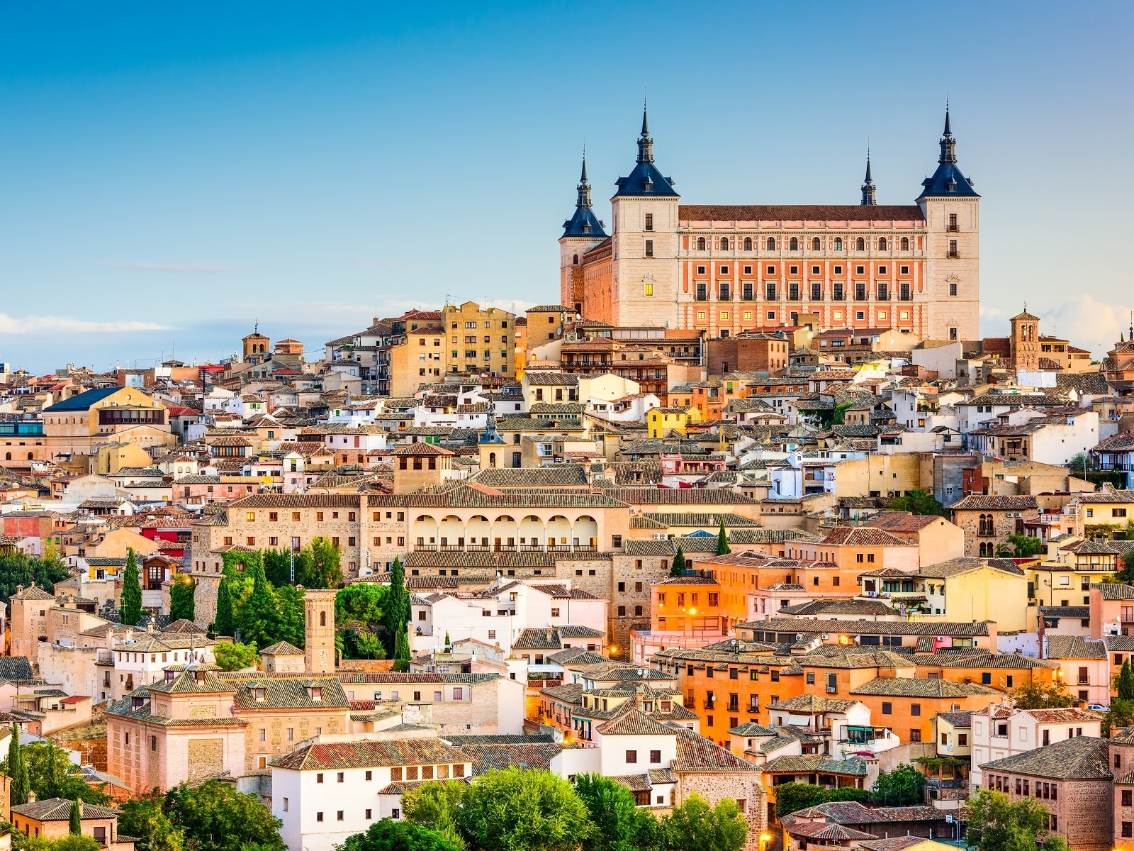 Super Save Combo Toledo Royal Site of Aranjuez Day Trip from