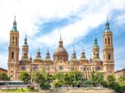 Our Lady of the Pillar Basilica, Zaragoza, Spain