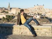 Tourist in Toledo