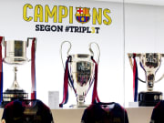 Camp Nou Experience Tour and FC Barcelona Museum (7)