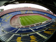 Camp Nou Experience Tour and FC Barcelona Museum