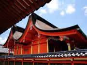 伊佐爾波神社社殿