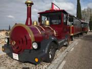 Toledo Tourist Train 2