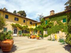 Tuscany Chianti Wine Villa