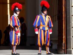 F.D.T. Papal Audience + Vatican Museums (2)