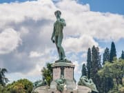 David Statue at Piazzale Michelangelo_shutterstock_109554731