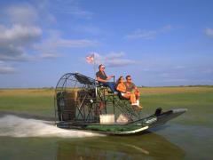 USA_Florida_Everglades National park airboat tour