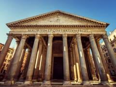 rome pantheon_shutterstock_348867509
