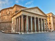 rome pantheon_shutterstock_153291359