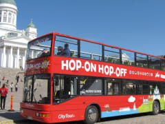 Helsinki Hop-On Hop-Off Tour