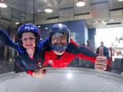 USA_Orlando_Gator Tours_iFLY Indoor Skydiving