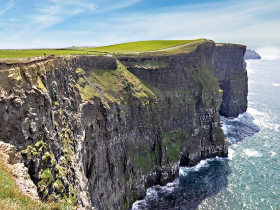 cliffs of moher express shuttle from galway galway tours