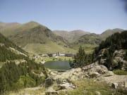 Spain, vall de nuria