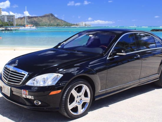 Private Hourly Charter By Platinum Limousine From Waikiki Cruise