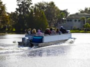 USA_Orlando_Gator Tours_City Boat Cruise