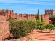 Castle of Silves, portugal