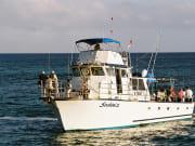 Hawaii_Oahu_Sashimi Fishing Tours_Fishing Boat