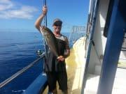 Hawaii_Oahu_Sashimi Fishing Tours_Fish Catch