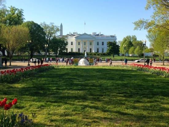 USA_Washington_Bike and Roll_White House