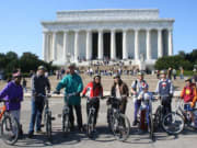 USA_Washington_Bike and Roll_Lincoln Memorial