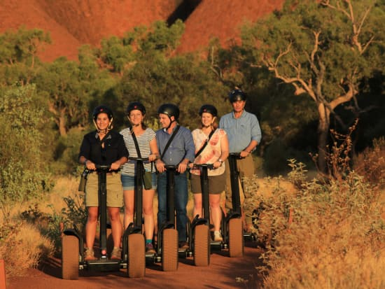 Uluru Sunrise And Guided Segway Tour From Ayers Rock Resort