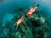 Couple Snorkel 2