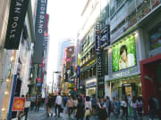 Korea_Seoul_Myeongdong shopping district