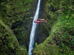 Hawaii_Oahu_Novictor Aviation_Sacred Falls