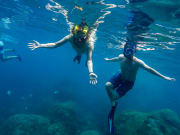 koh tao island guided snorkeling tour thailand